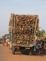 Limited fuelwood
